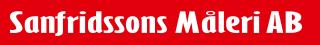 Sanfridssons Måleri Logo